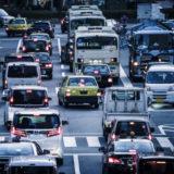 交通事故に遭う確率