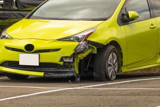 交通事故が起きたら被害者側の対応