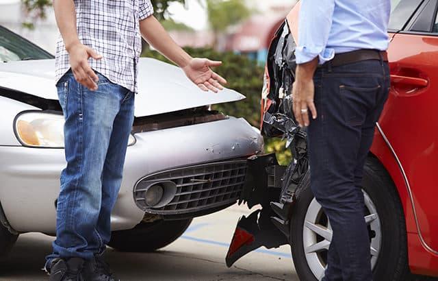 交通事故の過失相殺