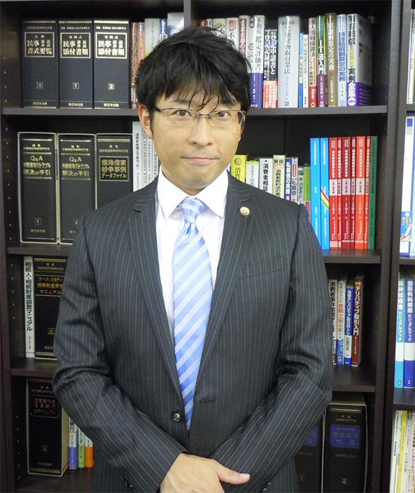 澤上・古谷総合法律事務所 代表澤上 辰也