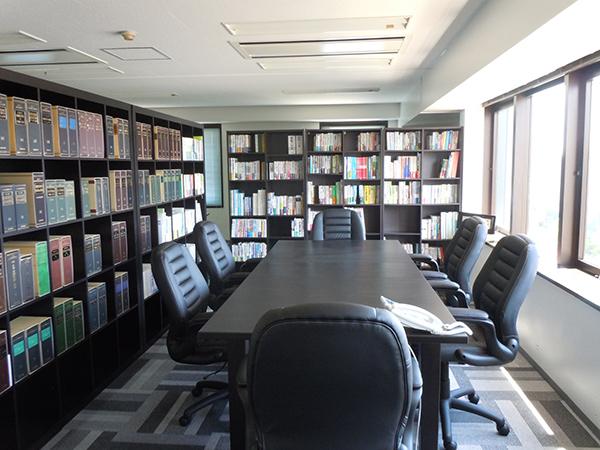 澤上・古谷総合法律事務所オフィス
