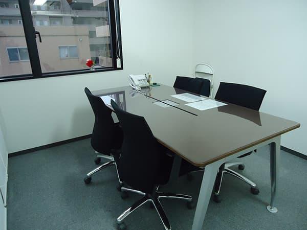 作花法律事務所オフィス