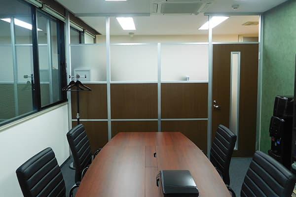 東大阪トライ法律事務所オフィス