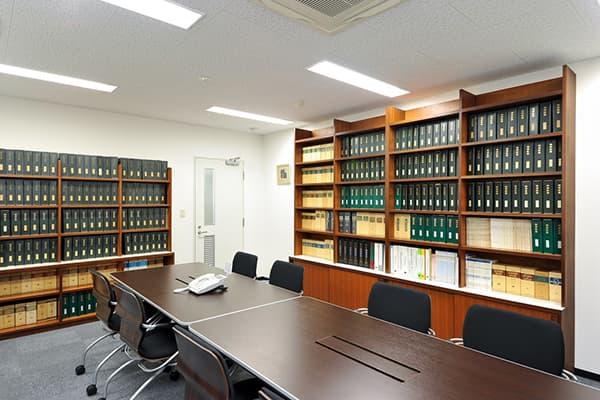 堀井法律事務所オフィス