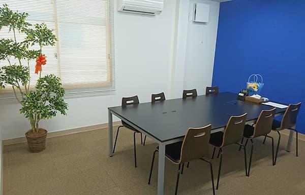 弁護士法人大賀綜合法律事務所オフィス
