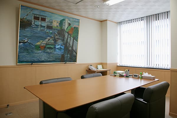 三木・佐々木法律事務所オフィス