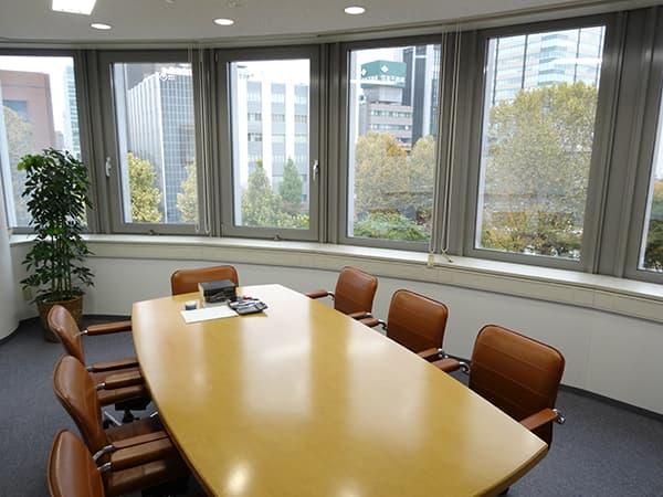 札幌シティ法律事務所オフィス