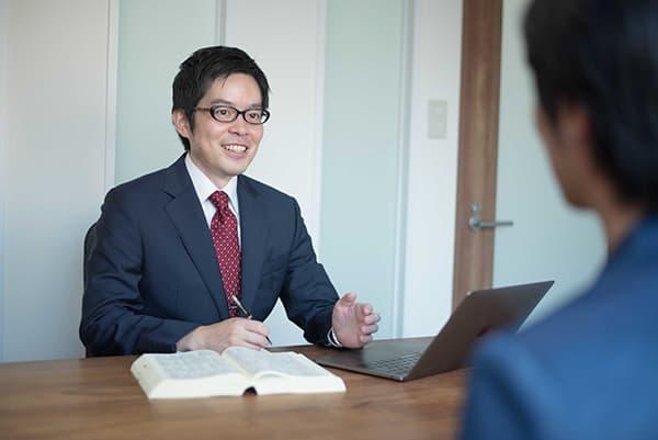 福留法律事務所オフィス