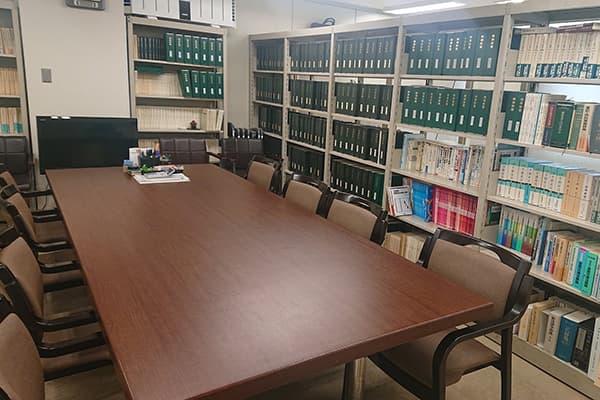 西日本綜合法律事務所オフィス