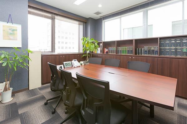 みずほ法律事務所オフィス