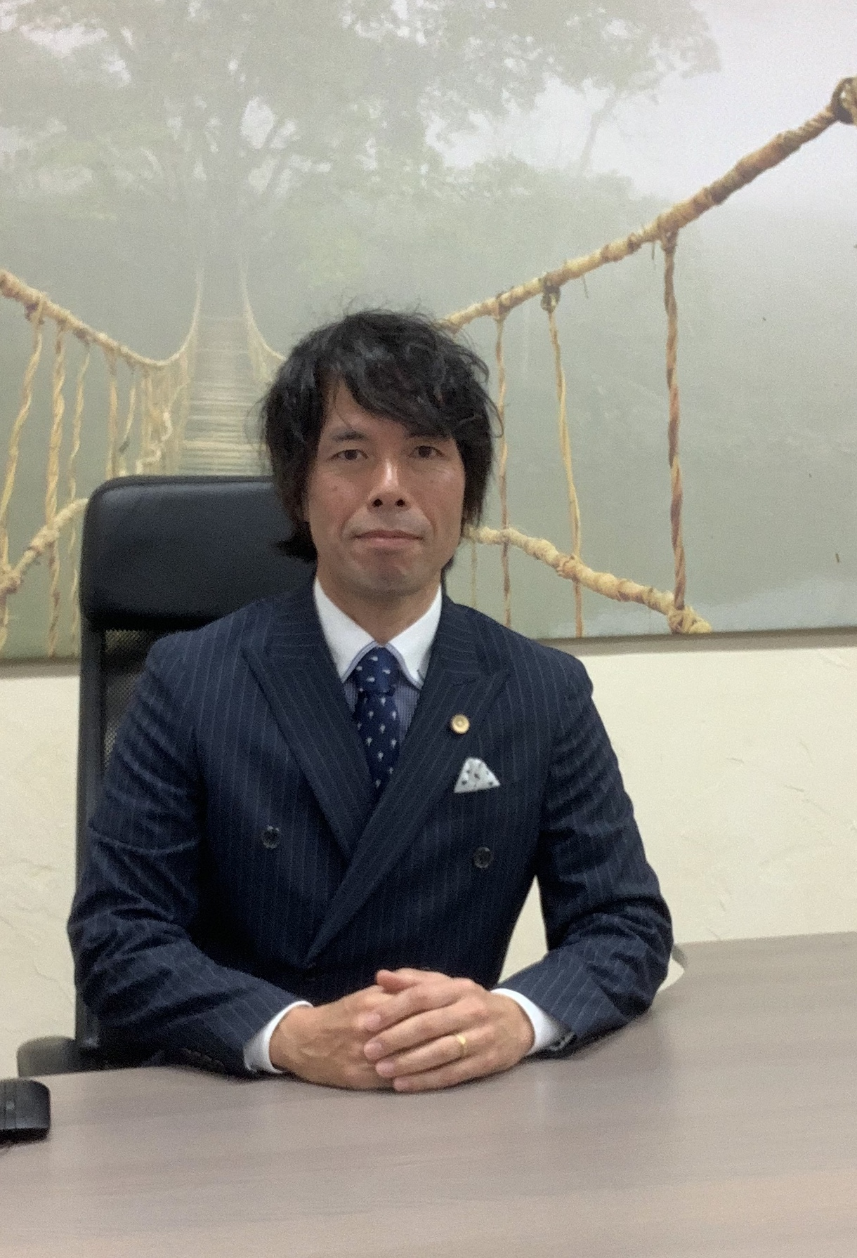 安藤法律事務所 代表安藤 昌司 (あんどう まさし)
