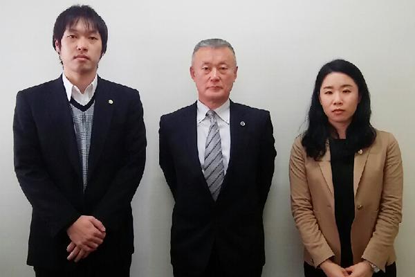 弁護士法人坂口・黒瀬・三宅法律事務所 代表坂口 良行 (さかぐち よしゆき)