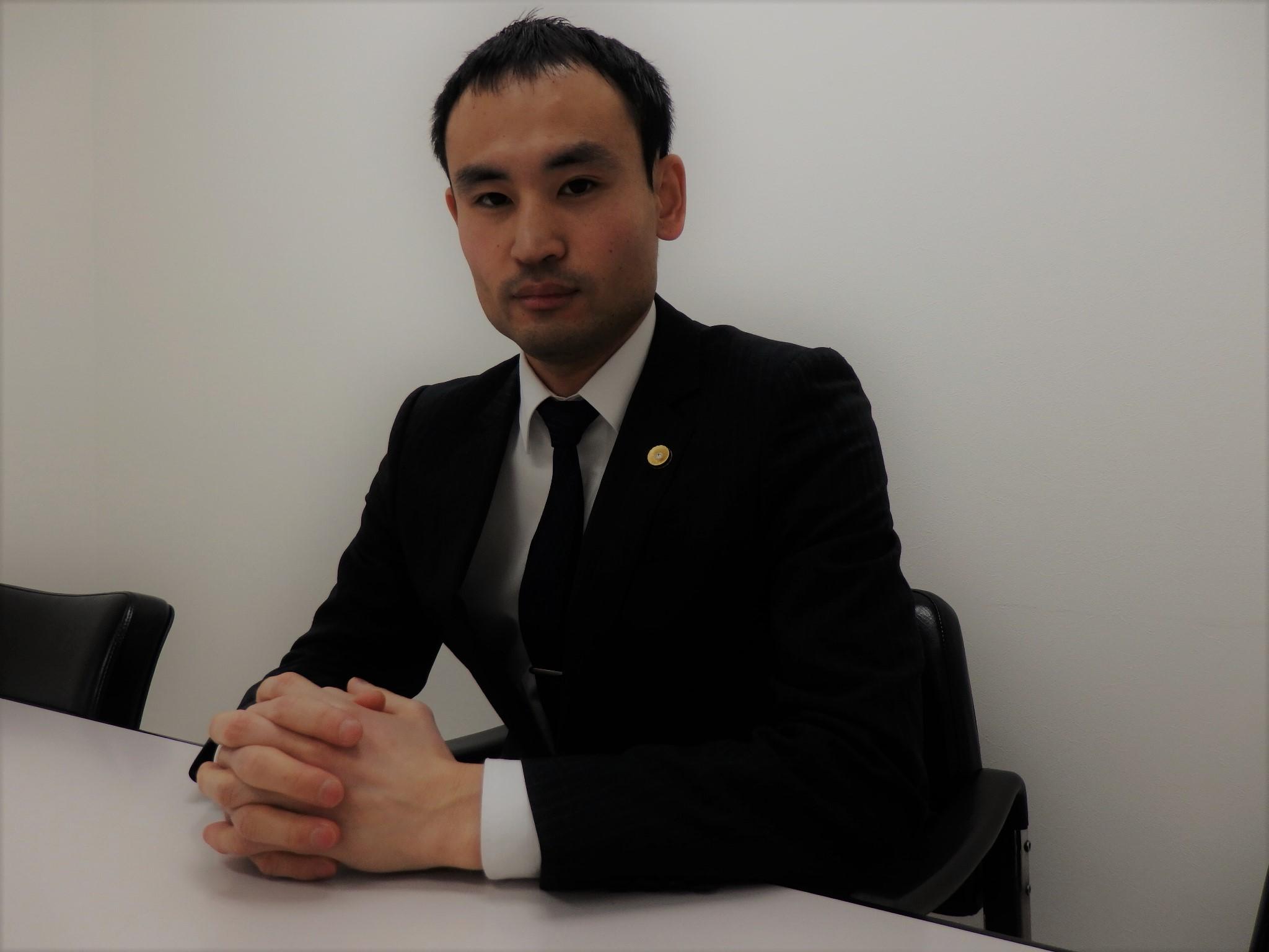 山田穂積法律事務所 代表山田 穂積(やまだ ほづみ)