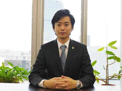 山根法律事務所 代表山根 聡一郎 (やまね そういちろう)