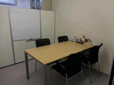 西奈良法律事務所オフィス